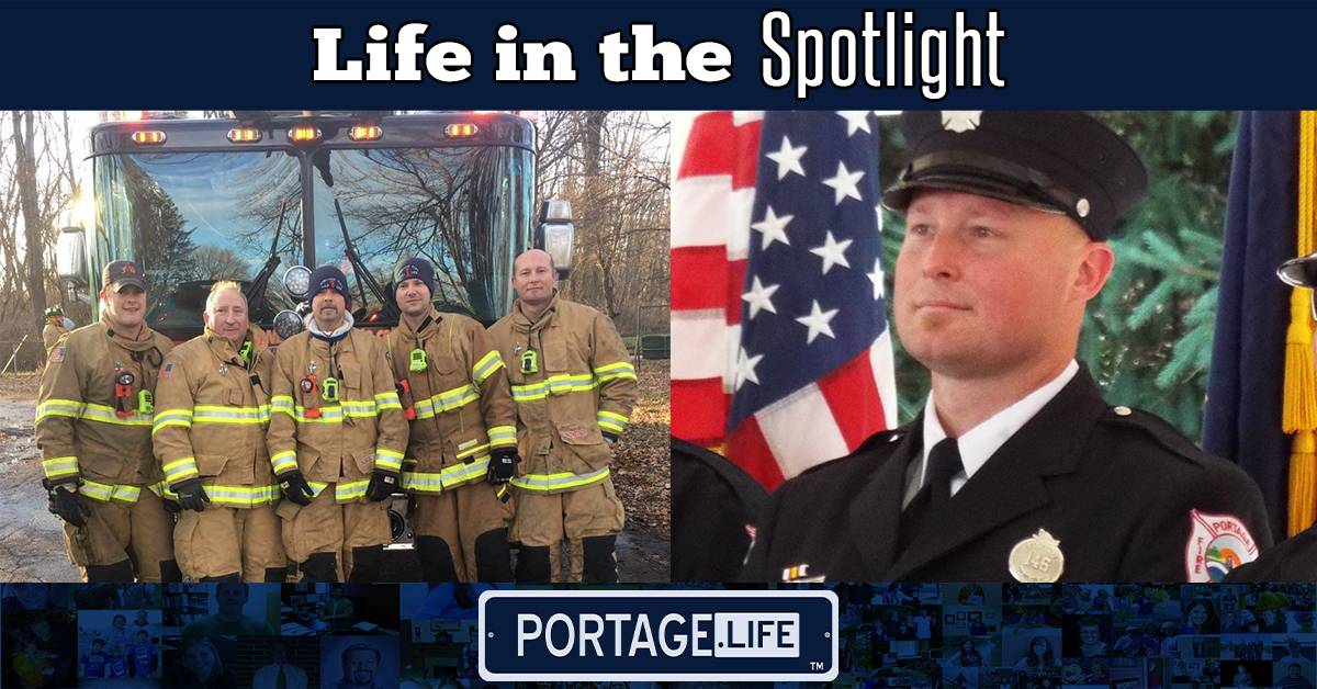 A Portage Life in the Spotlight: Roy Johnson