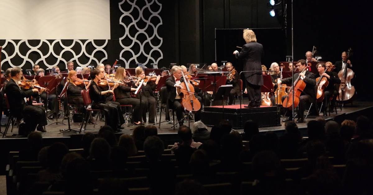 Northwest Indiana Symphony Orchestra Annual Concert with Courses Gala