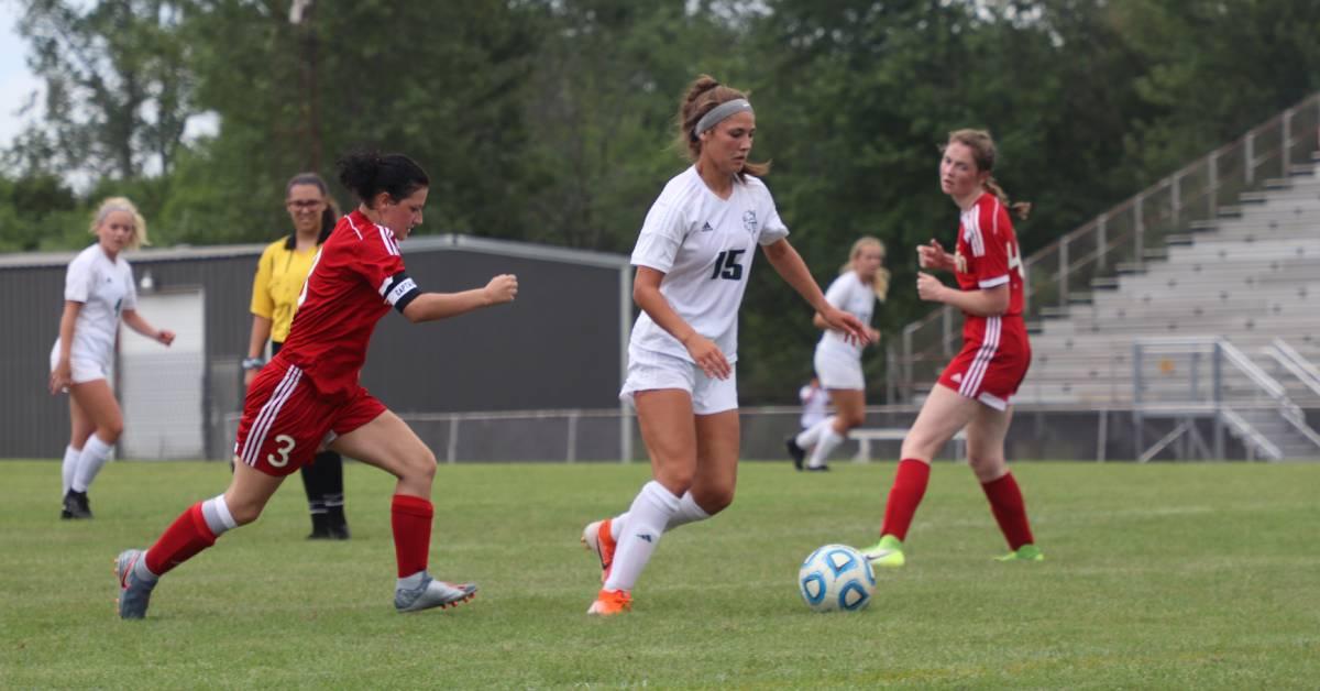 High School Soccer Teams Prepare for Upcoming Season at Andrean Soccer Jamboree 2019