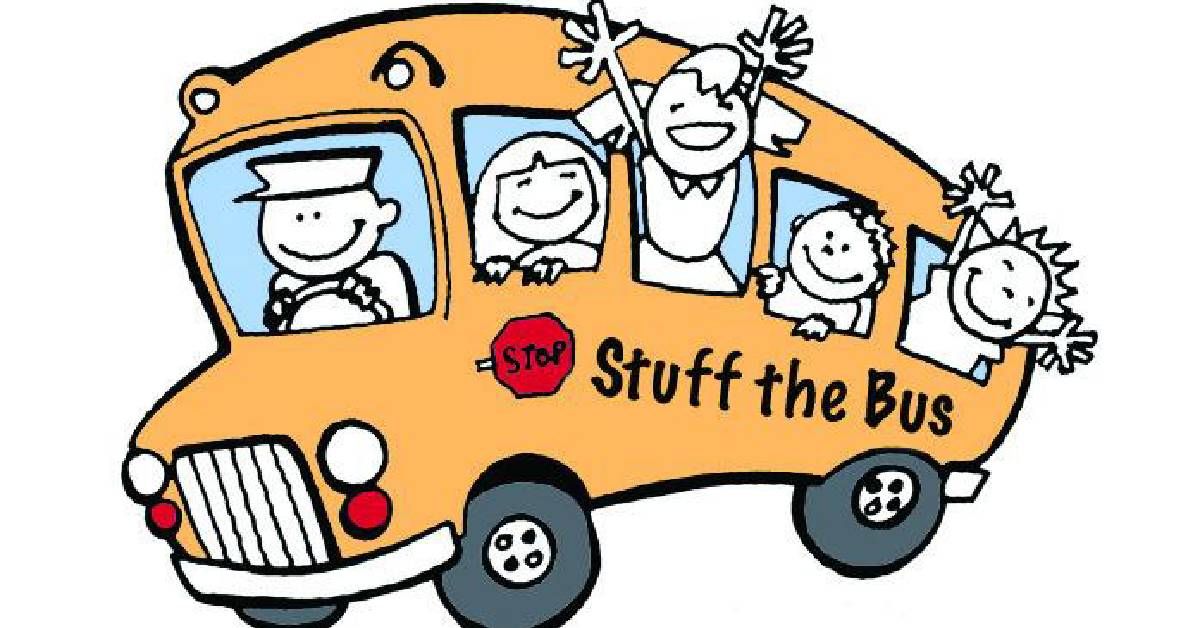 "The Salvation Army teams up with Walmart to ""Stuff the Bus"""