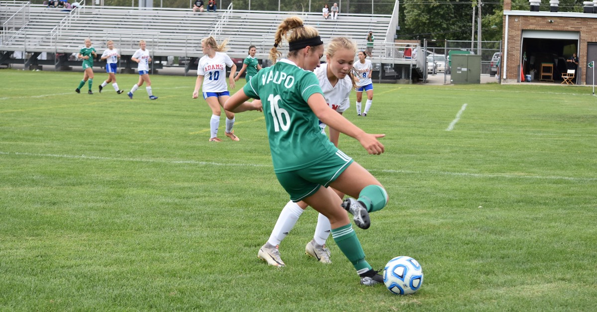 Valpo Vikings Girls Soccer steals the show against South Bend Adams