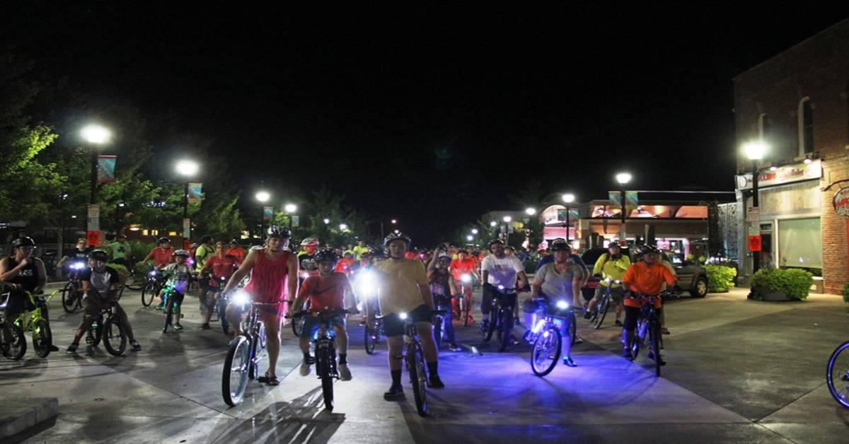 Valpo Night Ride