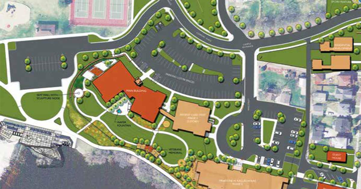 Creating a Centralized Hospice Campus