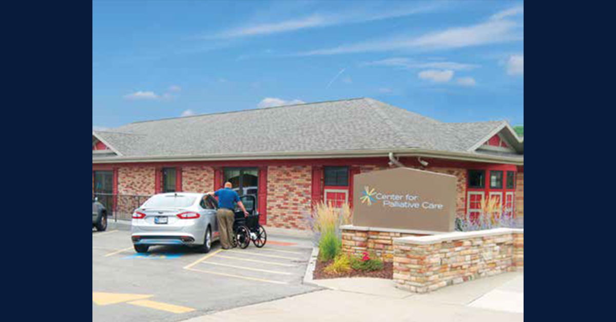 Area's Only Free-Standing Palliative Care Center