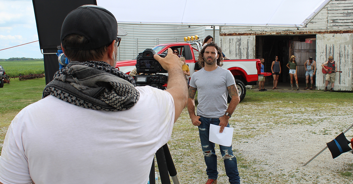Currie Motors Ford of Valpo Commercial with Hall of Fame MMA fighter Clay Guida