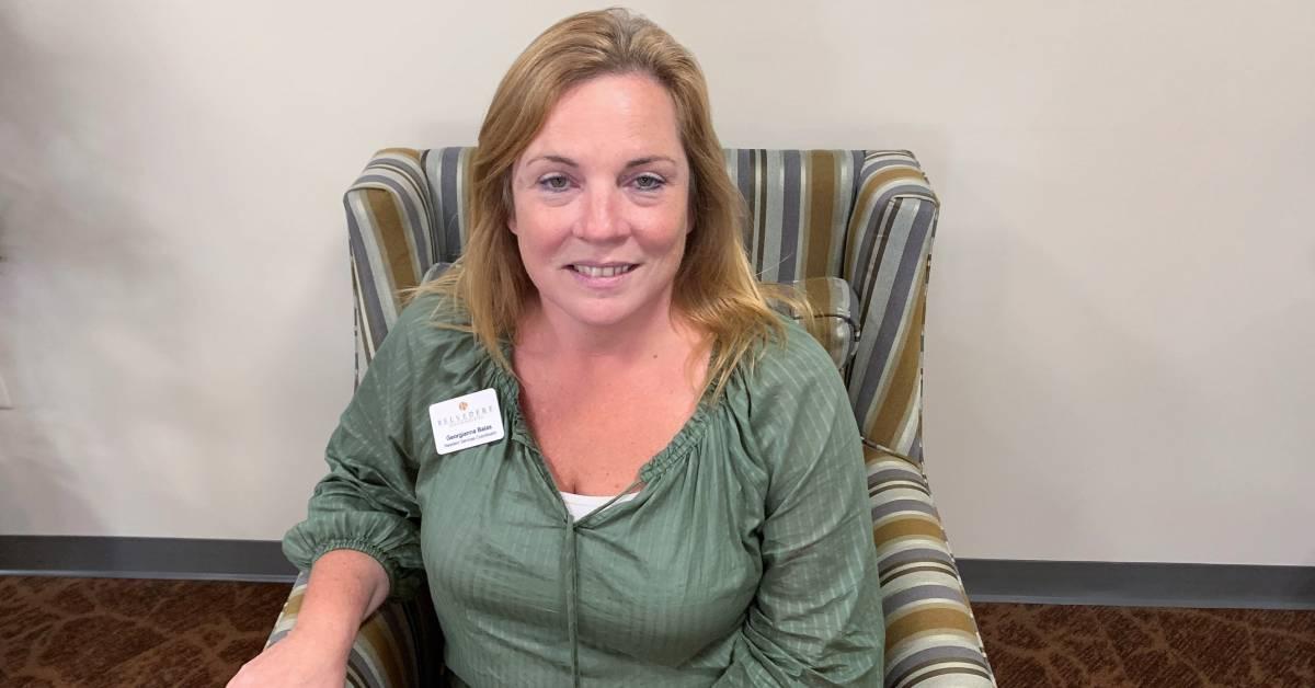 A Belvedere Senior Housing Employee Spotlight: Georgiana Balas