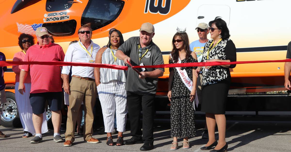 Great Lake Grand Prix VIP party gears up for weekend filled with racing