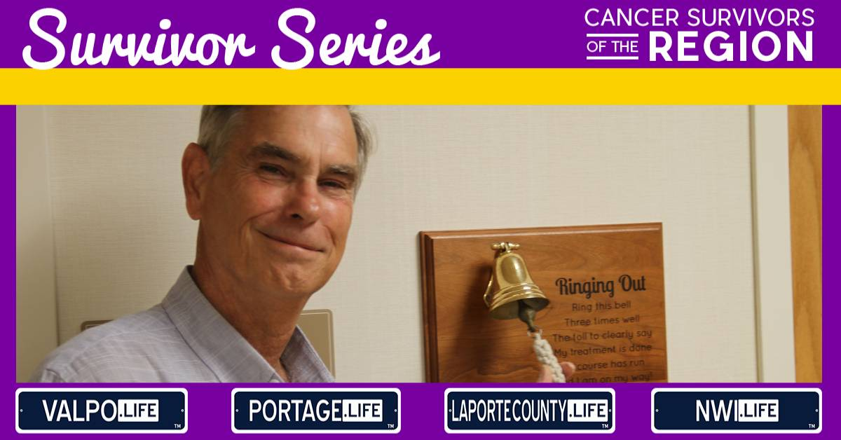Cancer Survivor Series: Joe Blandford