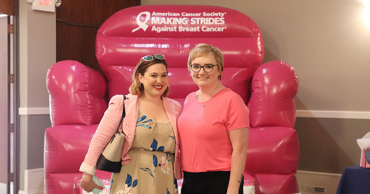 The American Cancer Society's 2019 Making Strides Against Breast Cancer Kick-off Breakfast