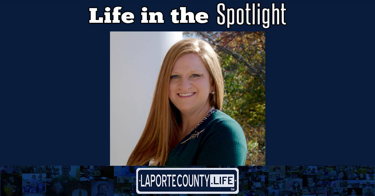 A La Porte County Life in the Spotlight: Sallie LaRocco