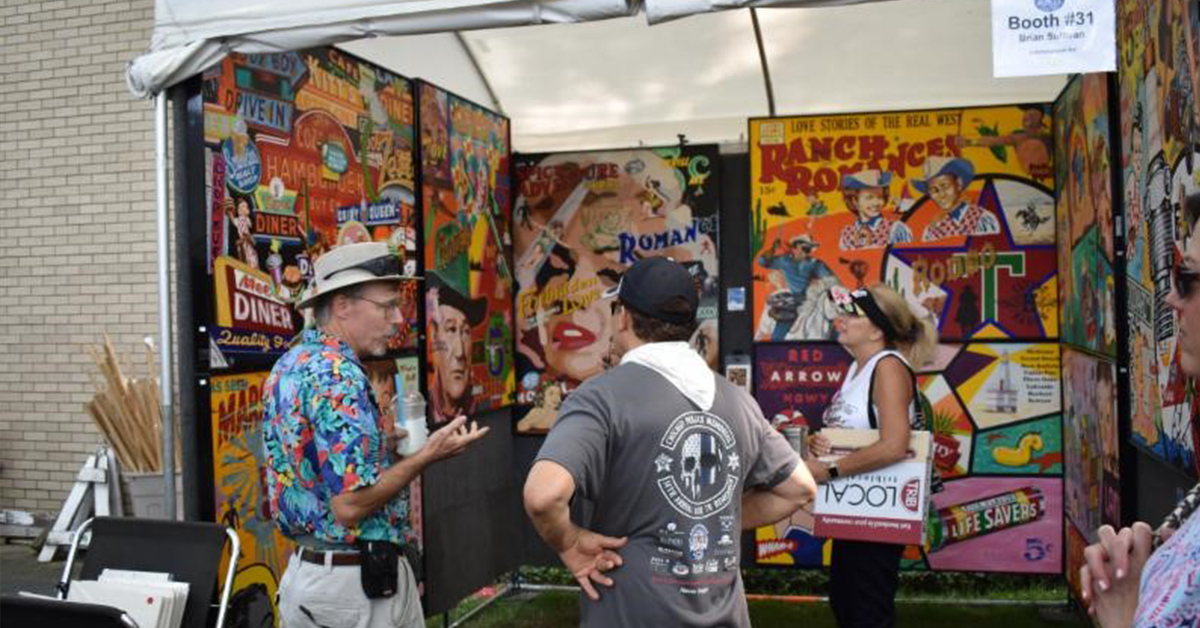 Lubeznik Arts Festival Offers Fun for All Ages