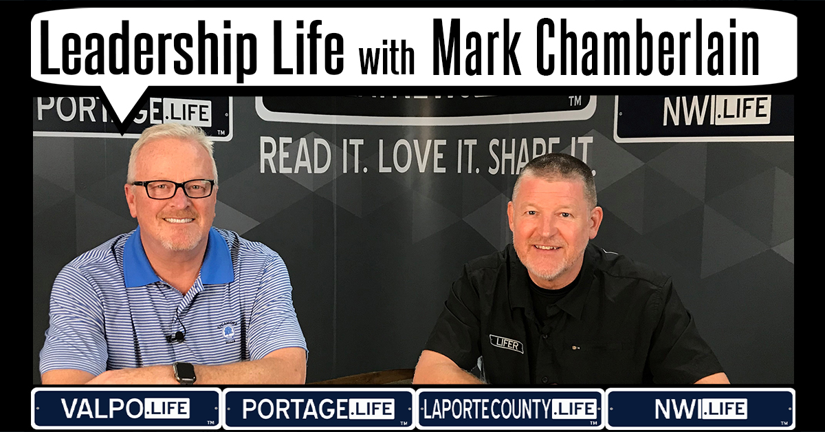 Leadership Life: Mark Chamberlain, CEO of Lakeside Wealth Management, shares keen insight on healthy workplace culture