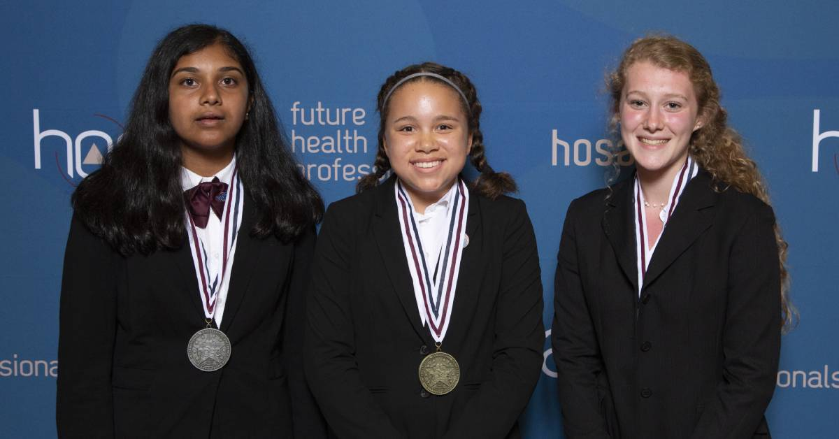 New Prairie HOSA has success at International Competition