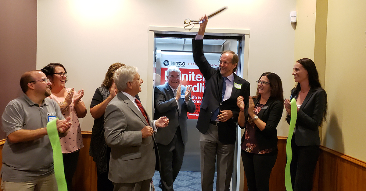 NITCO celebrates partnership with local Chamber of Commerce