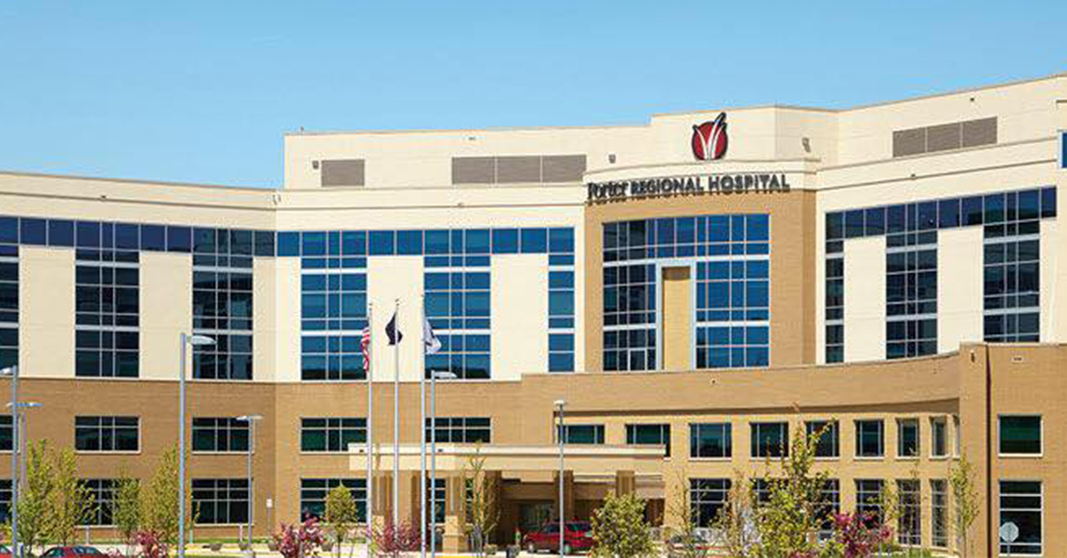 Public Invited to Ribbon Cutting and Open House for Porter Regional Hospital's Cancer Care Center