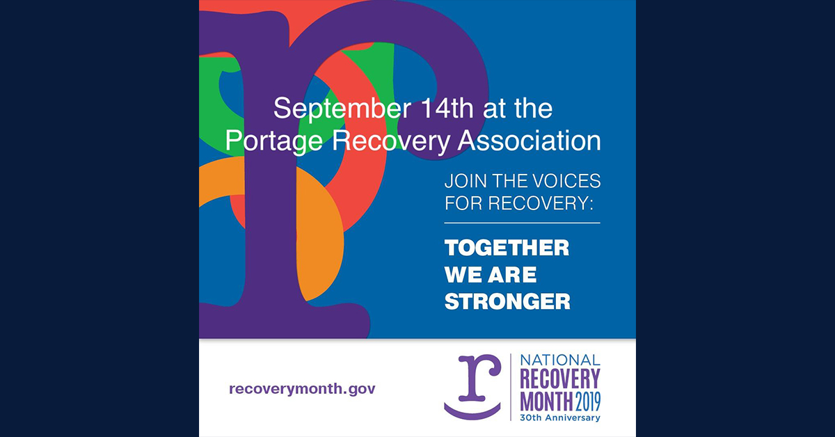 National Recovery Month Celebration with the Mayor