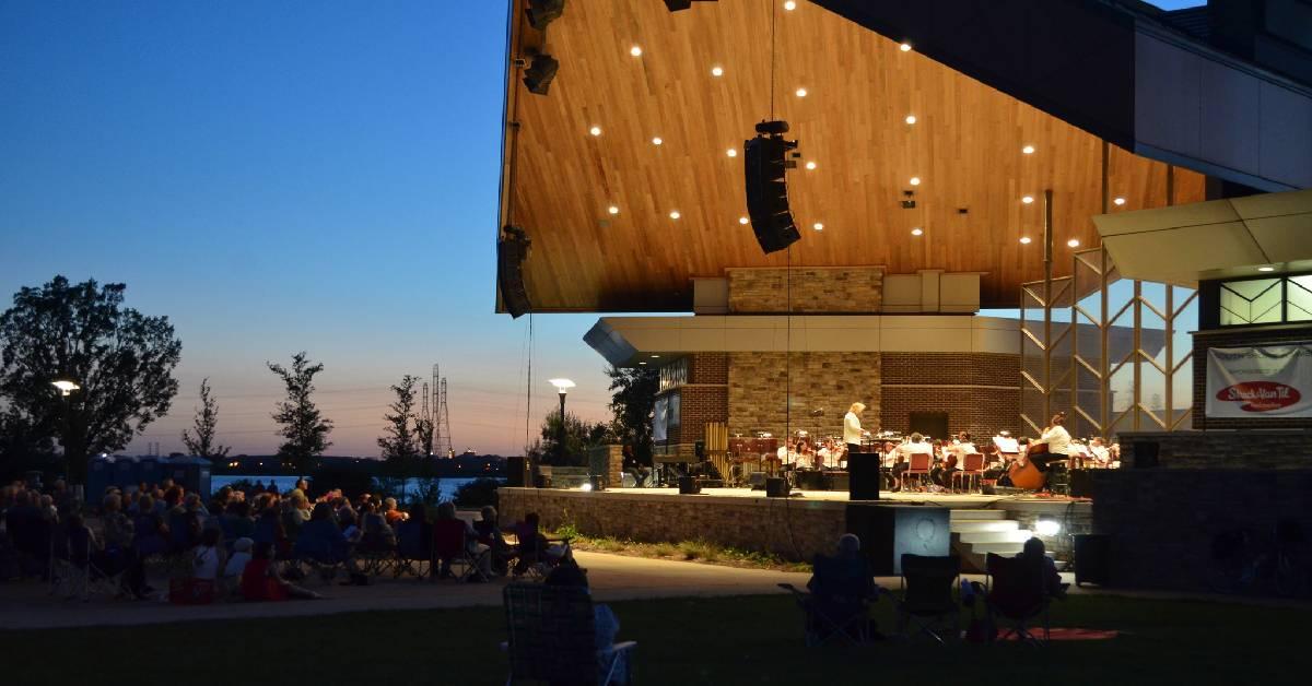 South Shore Summer Music Festival – Hammond
