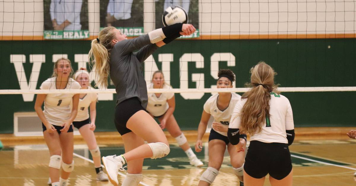 Volleyball: Valparaiso Comes Out on Top Over Michigan City Wolves 3 – 2