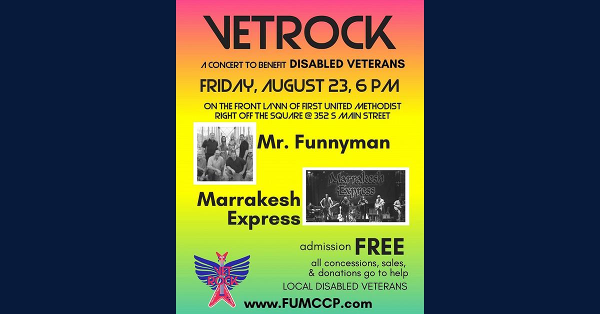VetRock Concert