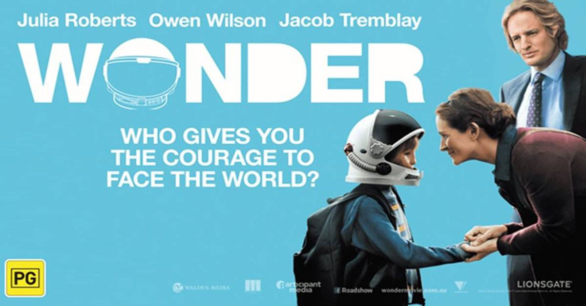 "Movies in Bulldog Park – ""Wonder"""