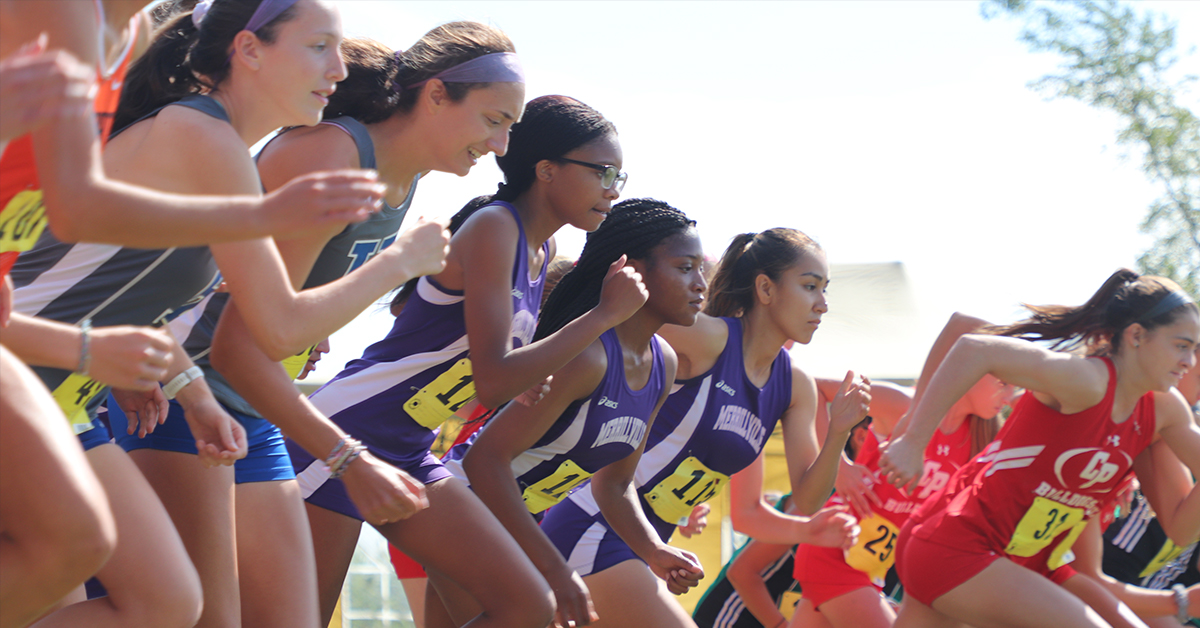NWI Cross Country Teams Compete in Rudy Skorupa Invitational