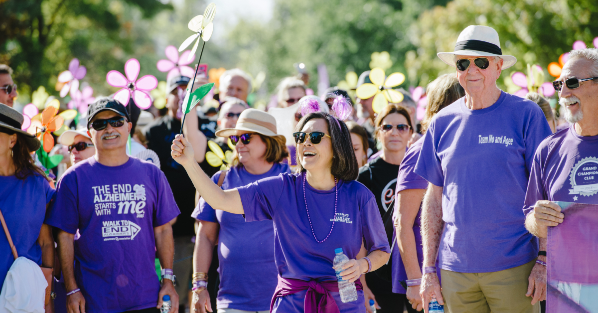 Alzheimer's Association invites residents to join 2019 Lake County and Michigan City Walk to End Alzheimer's®