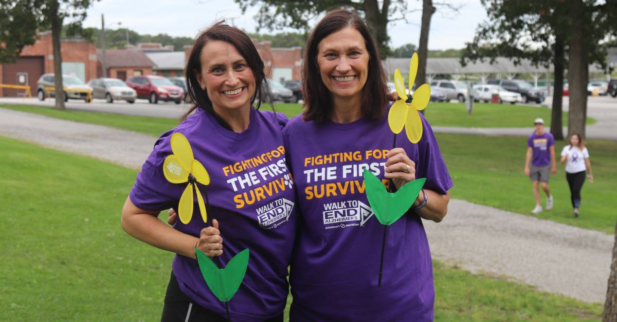 ALZHEIMER'S ASSOCIATION WALK TO END ALZHEIMER'S®  IN LAKE COUNTY RAISES MORE THAN $128,000