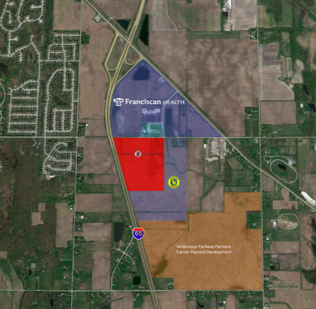 Franciscan Alliance spearheads exciting 500-plus-acre development in Crown Point