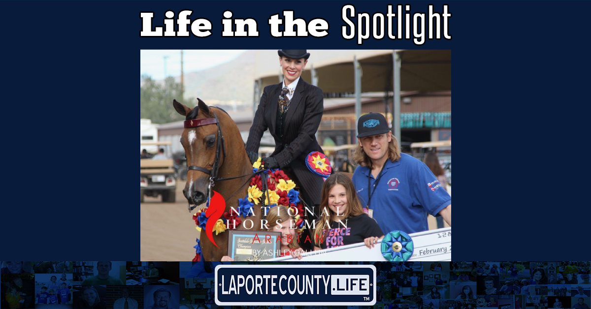 A La Porte County Life in the Spotlight: Susan Chance