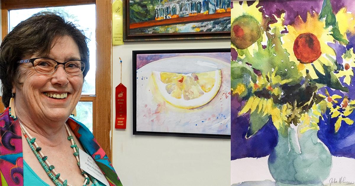 An Art Barn Employee Spotlight: Julia Holmaas