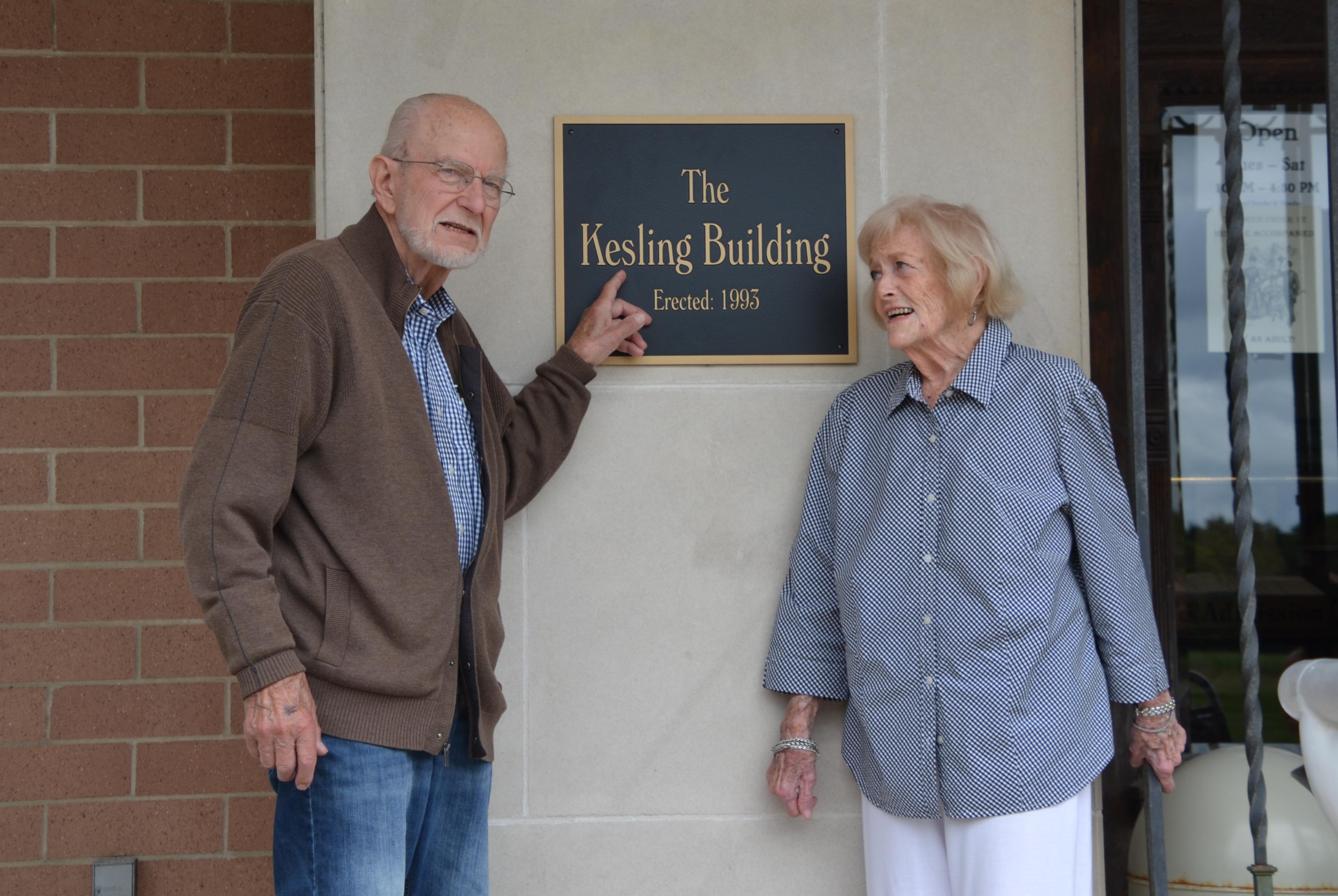 La Porte County Historical Society Museum dedicates Kesling Building