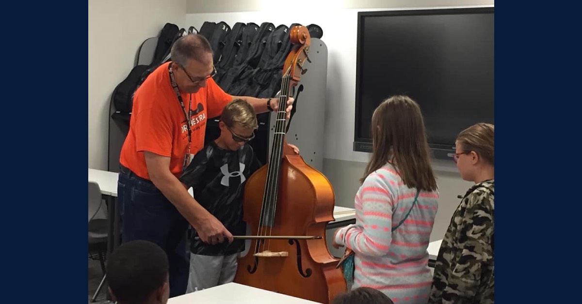 #1StudentNWI: La Porte adds new 5th Grade music class