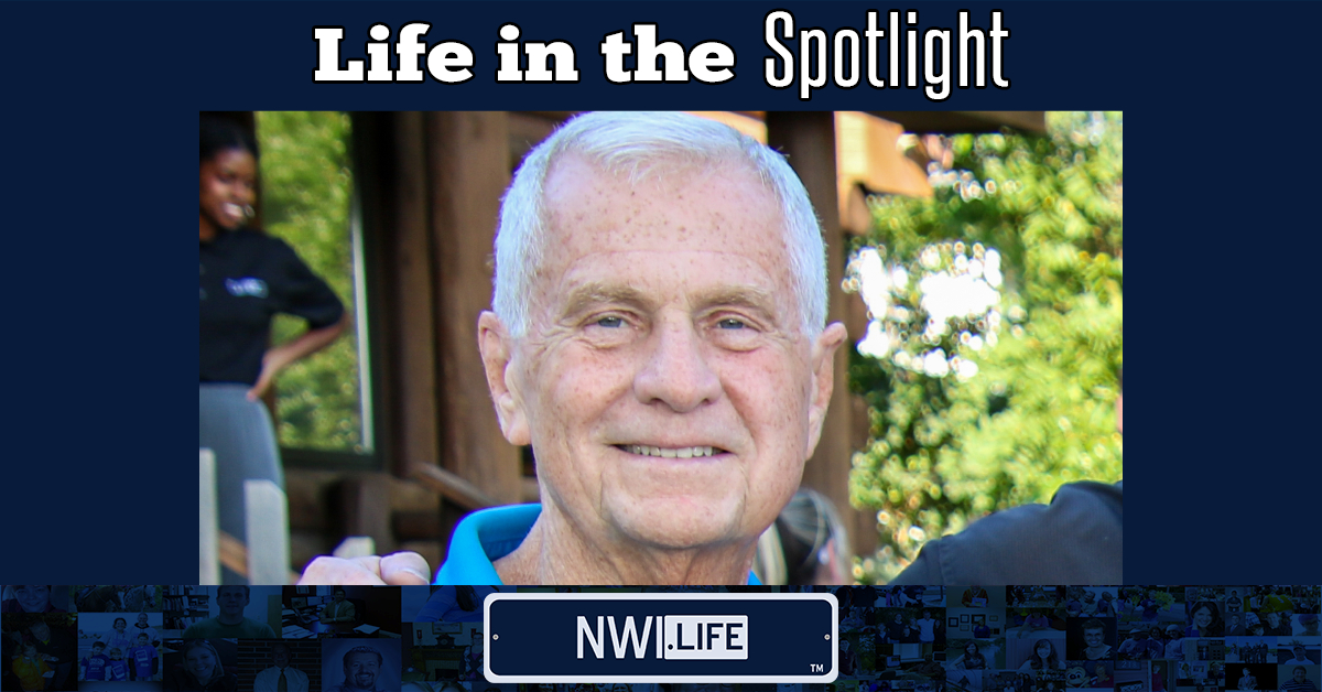 A Northwest Indiana Life in the Spotlight: Ed Charbonneau