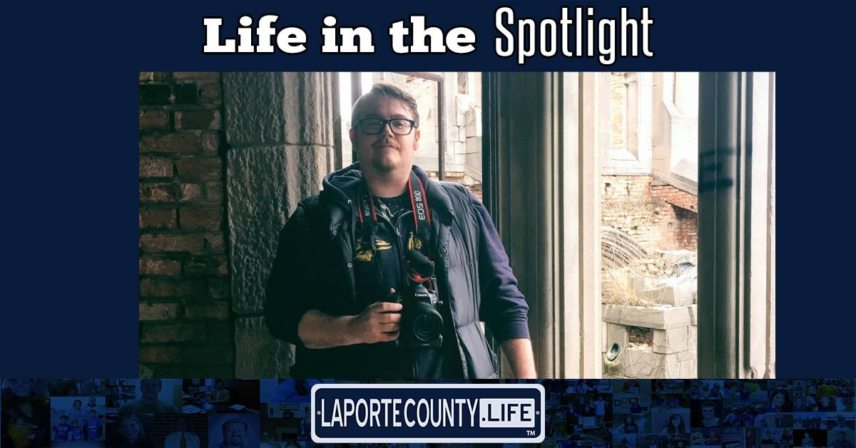 A LaPorte County Life in the Spotlight: Jonathan Wilson