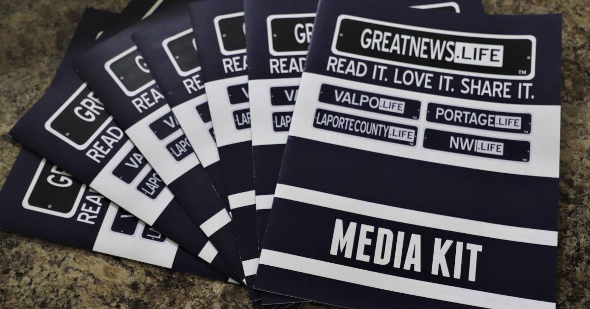 AMA Design & Print assists with Greatnews.life re-branding