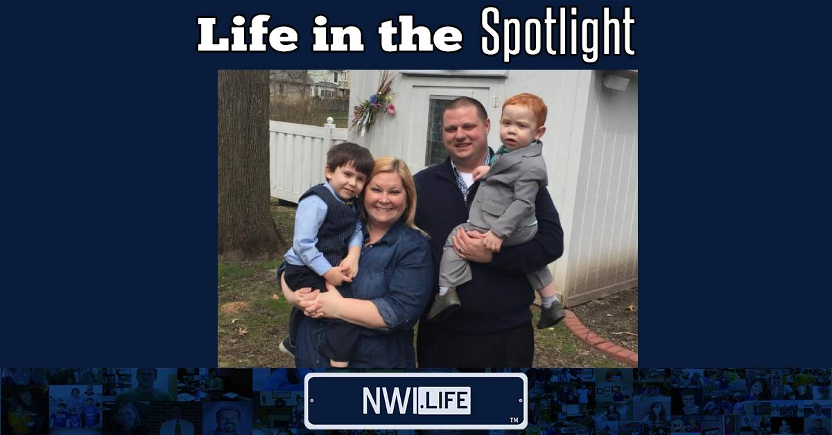 A Northwest Indiana Life in the Spotlight: Melissa Sickinger