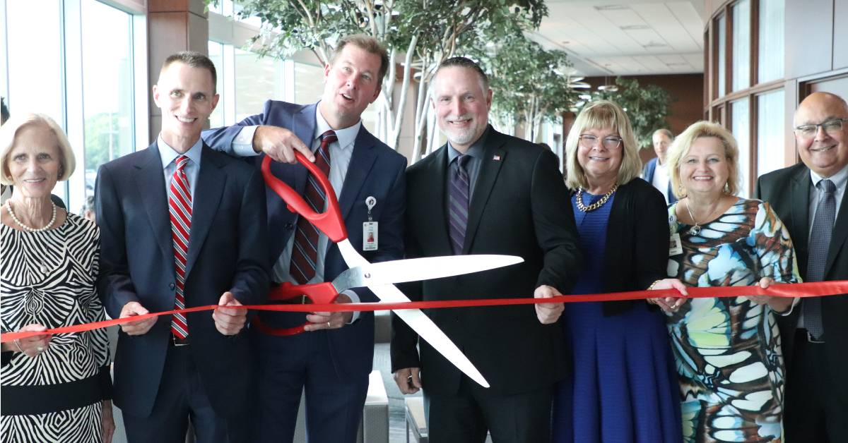Community Healthcare System previews new Stroke and Rehabilitation Center