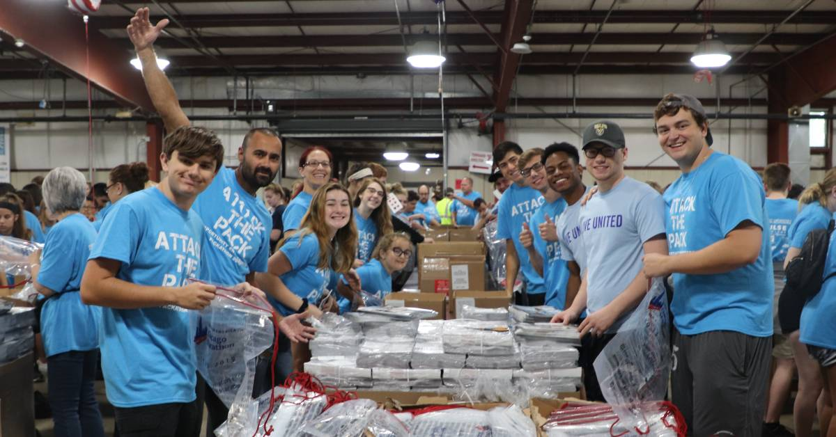 Attack the Pack: Opportunity Enterprises 2019 Packathon
