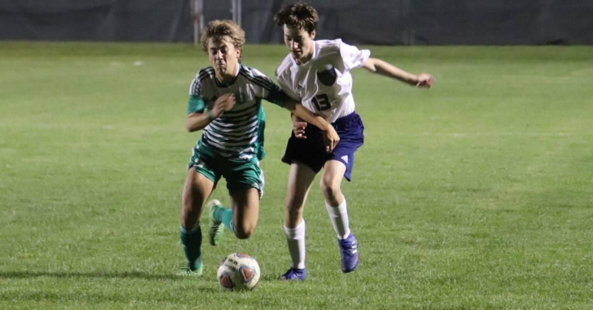 Valparaiso Boys Soccer team faces Michigan City, makes future Vikes proud