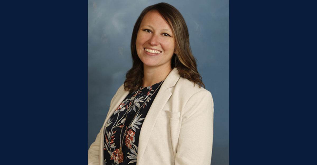 Samantha Steele-Schilla named Branch Manager of Downtown Chesterton Branch