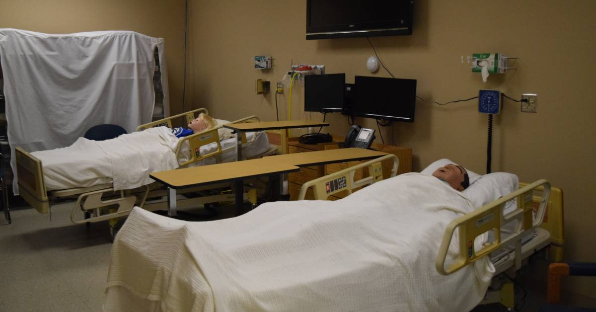 University of Saint Francis – Crown Point utilizes state of the art simulation lab for nursing students