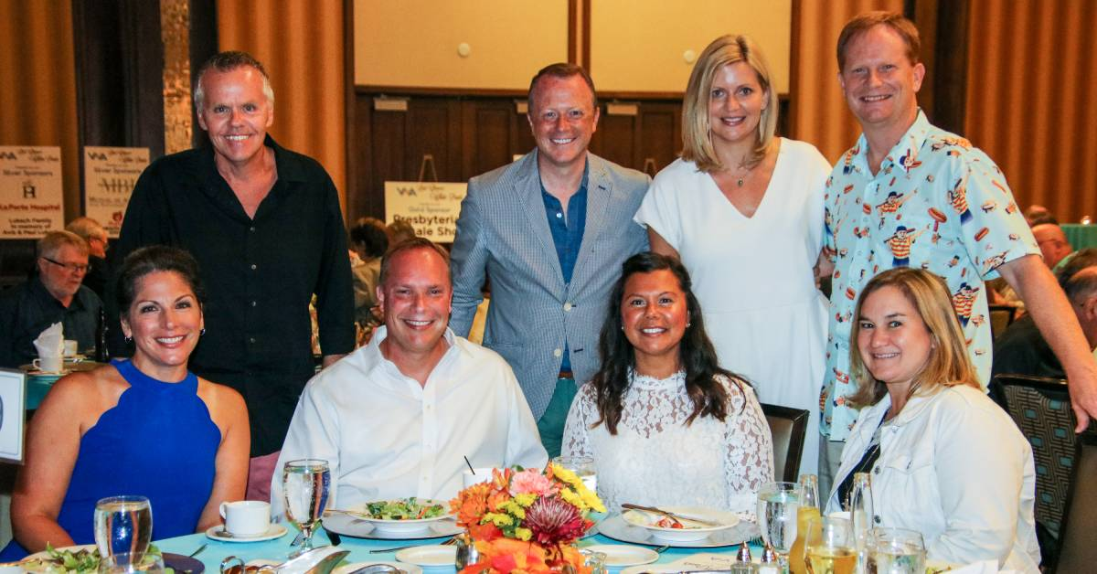 VNA of Northwest Indiana throws Last Chance for White Pants 'Friendraiser' Gala to celebrate supporters and fund renovations
