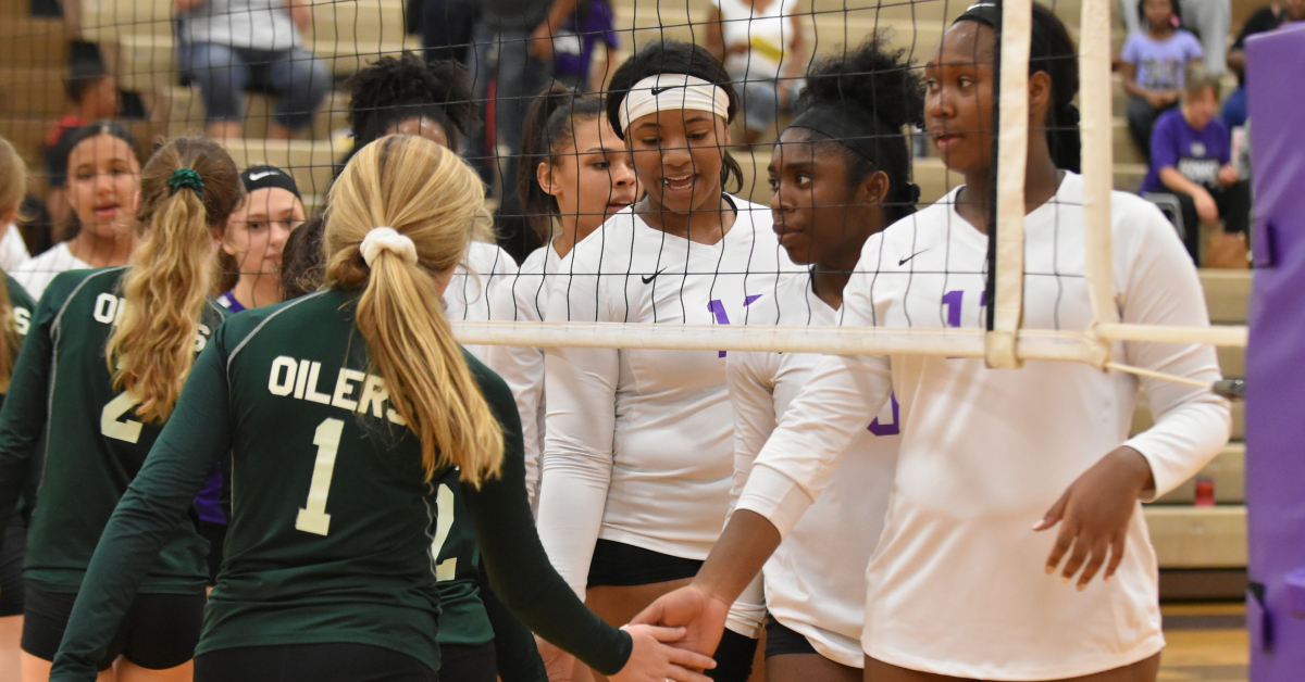 Merrillville Pirates sail to victory against the Whiting Oilers in Duneland Athletic Conference volleyball matchup