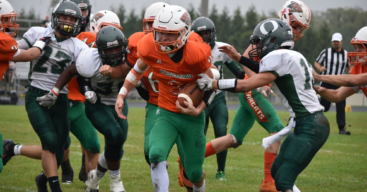 Wheeler Bearcats push through after weather delay against Whiting