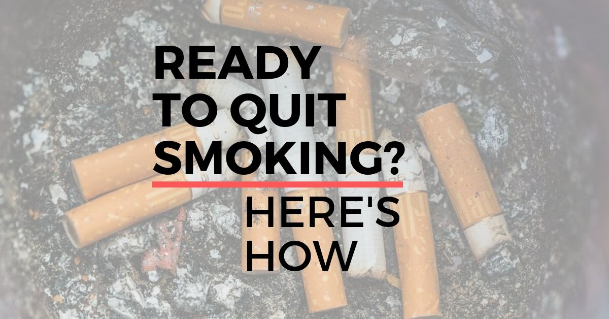 Why should you quit smoking? A word of advice to convince you or a tobacco-user you may know