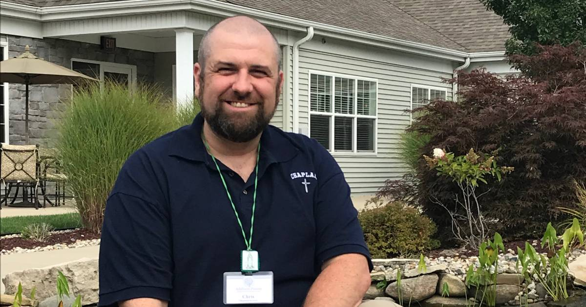 Addison Pointe recruits new chaplain