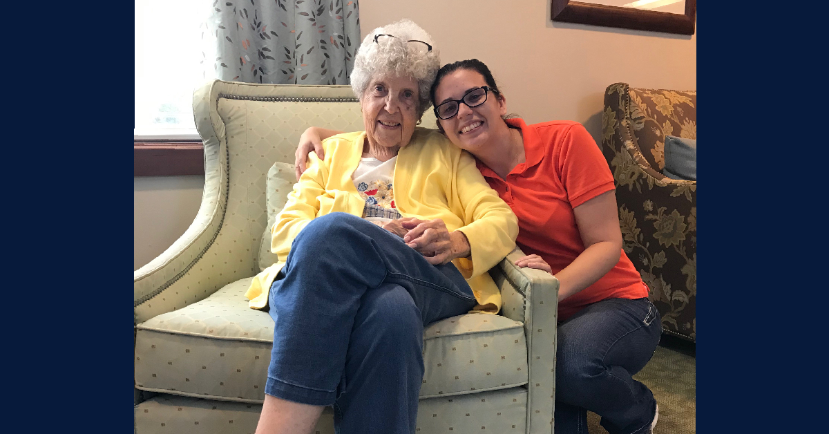 Addison Pointe patient finds friends, health during her stay