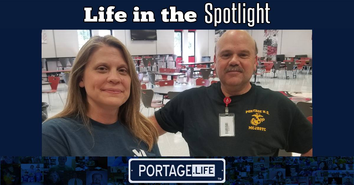 A Portage Life in the Spotlight: Barbie Evans & Ron Gish
