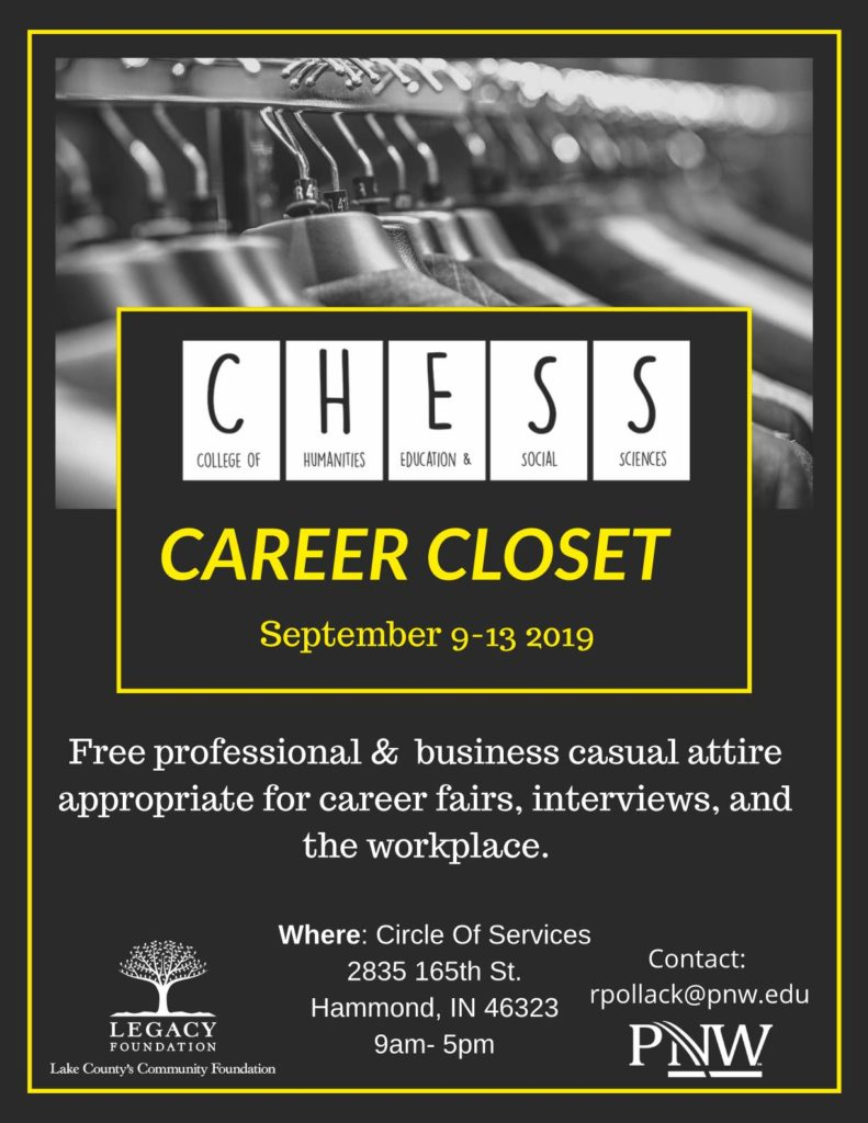 CHESS Career Closet