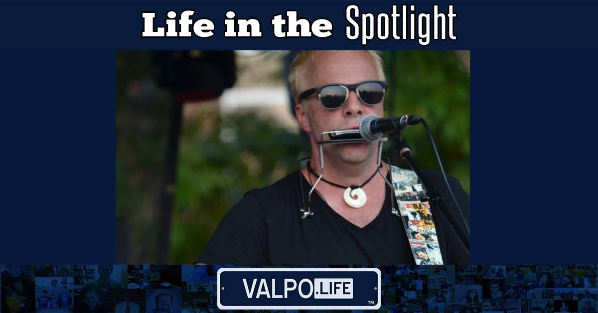 A Valpo Life in the Spotlight: Chad Clifford
